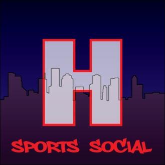 Logo for Houston Sports Social Podcast