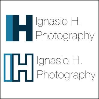 Logo for Ignasio H. Photography