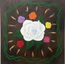 Flower Mandala by Daral