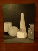 Black and White Still Life by Daral